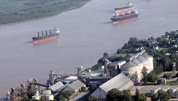 Gran Rosario: ingreso de buques es el mayor en 5 años