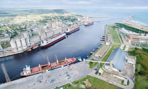En Puerto Quequén el eje de la gestión pasa por estrategias conjuntas en torno a la producción y su flujo hacia la estación marítima.