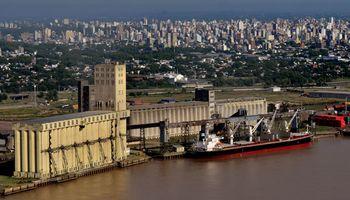 Alivio por el fin del paro en Rosario