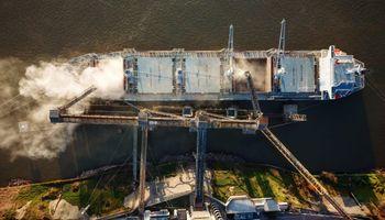 El ranking de puertos detrás del récord de embarques de la cosecha