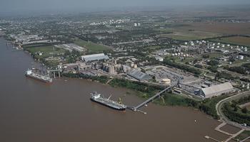 Con una gran demanda de Brasil, crece el compromiso de embarque de trigo argentino