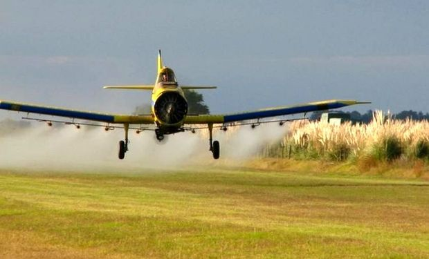 Santa Fe busca reformar la ley sobre fitosanitarios