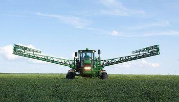 La importación de sembradoras creció un 168,42% y la de pulverizadoras un 90,53%