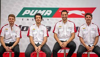 Puma Energy Honda Racing Team agranda su equipo para la temporada
