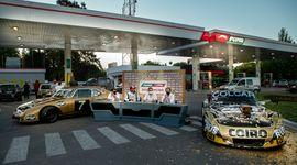 El mito dorado continúa: Puma Energy y Mazzacane homenajean a Mouras en el TC