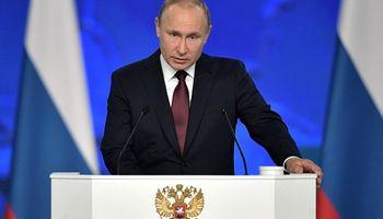 Rusia: Putin propuso cambios en la Constitución y renunció todo el gabinete