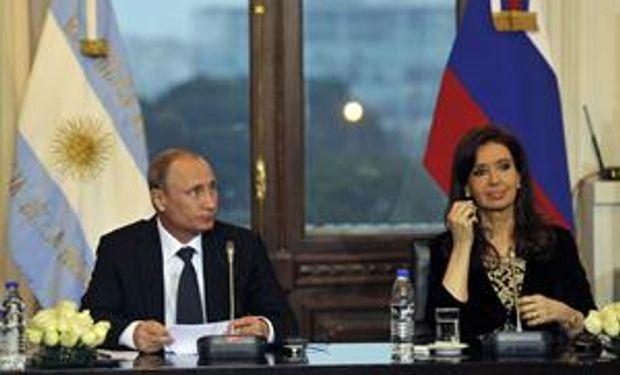 Rusia busca comprar más alimentos a la Argentina