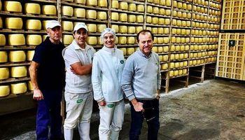 """Quesos Migue: el hijo del fundador de Nucete montó una pyme láctea que """"enloquece"""" a los brasileros"""