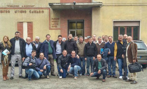 Misión técnica y comercial en Italia.