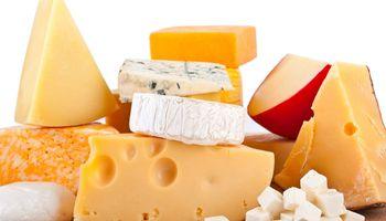 El queso, señal del exceso agropecuario en EE.UU.