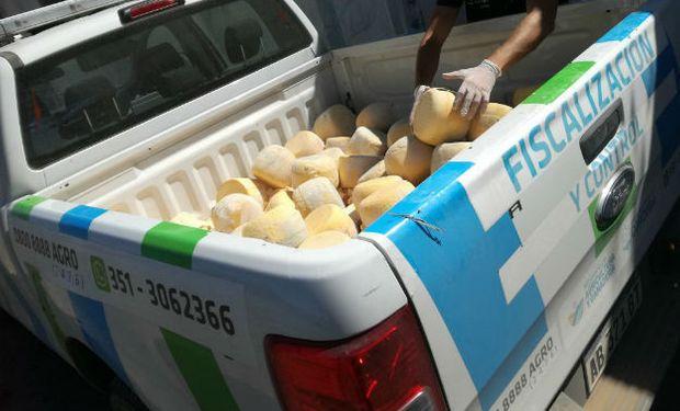 Los técnicos arribaron al lugar a raíz de un pedido del ministerio de Agroindustria de la Nación.