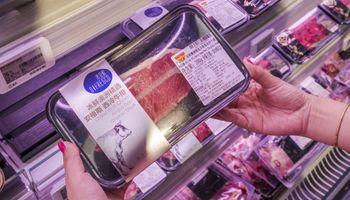 China compró 2 de cada 3 kilos de carne vacuna exportados por Argentina