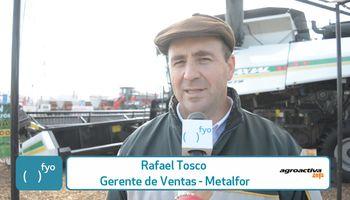 Metalfor en AgroActiva con todo su portfolio de productos