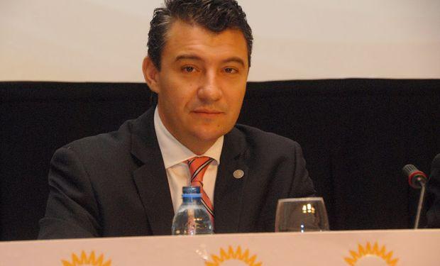 Ramiro Costa, economista de la Bolsa de Cereales de Buenos Aires.