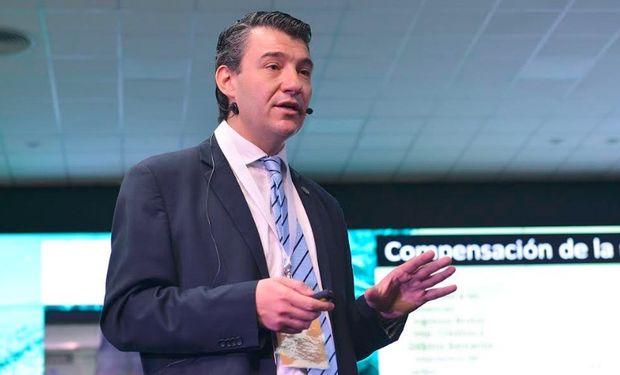 Ramiro Costa, director de estudios económicos de la Bolsa de Cereales.