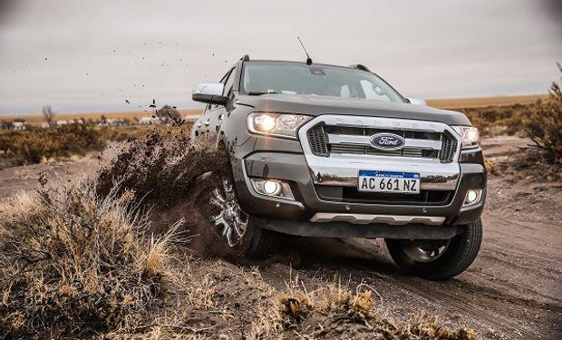 Ford compartió detalles de la Ranger 2019.