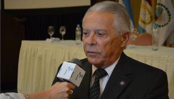 Meroi realizó un balance de su primer año de gestión y habló sobre las perspectivas para el 2015