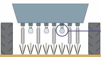Sistema preciso: 7 pasos a seguir para la calibración de densidad de siembra