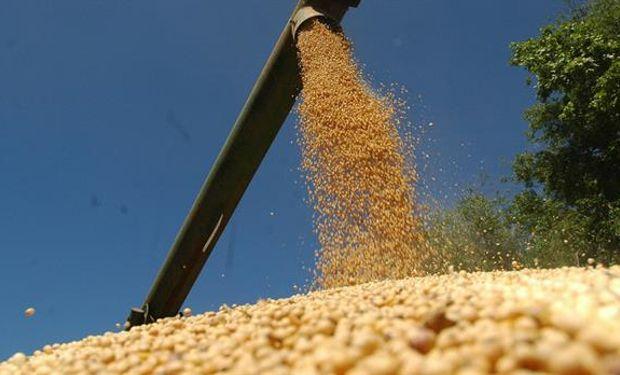 Tras comprar Monsanto, Bayer insistirá en el cobro de regalías en soja en el país. Foto: Archivo / MARIO GARCIA