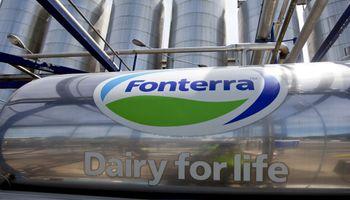 Lácteos con precios a la baja en Fonterra