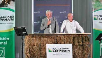 Más de 6 mil cabezas en el gran remate de la Cooperativa Lehmann y Rosgan