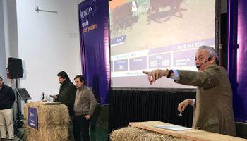 El remate de Rosgan en La Rural mostró importantes subas en la invernada