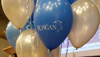 Rosgan: nueva escenografía para el remate aniversario
