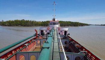 Gran Rosario: remolcadores suspendieron el paro por conciliación obligatoria del Ministerio de Trabajo