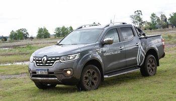 Nueva Renault Alaskan: más de 180 empresas probaron la pick-up mediana de producción nacional