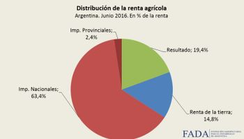 Mínimo de 10 años para la participación del Estado en la renta agrícola