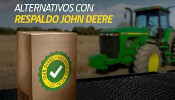 Con respaldo oficial: Vapormatic, la nueva opción de repuestos alternativos de John Deere