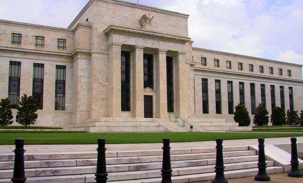 Minutas de la reunión de abril del banco central estadounidense.