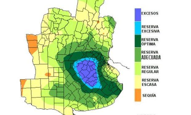 Algunos excesos hídricos complican la cosecha
