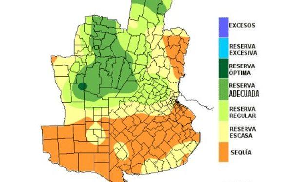 Sin lluvias de importancia, avanza la sequía