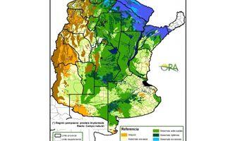 ¿Reservas de humedad mejoran en el sur bonaerense?