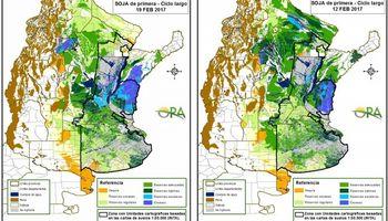 Santa Fe y Entre Ríos bajo riesgo de excesos hídricos