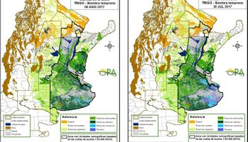 Excesos hídricos siguen afectando al este de Buenos Aires