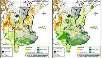 La sequía comienza a expandirse
