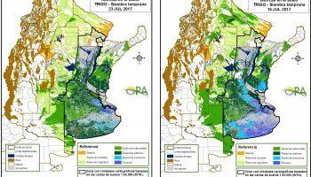 Ausencia de lluvias otorga un respiro a las zonas anegadas