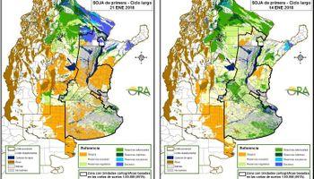 La sequía alcanzó la mayor parte de la región pampeana