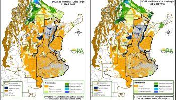 Las precipitaciones no han sido suficientes para mejorar las reservas de agua