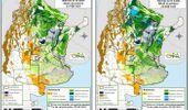 Desecamiento generalizado: con el calor algunas zonas ajustaron sus reservas hídricas