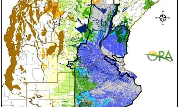 Abundantes lluvias generan excesos hídricos