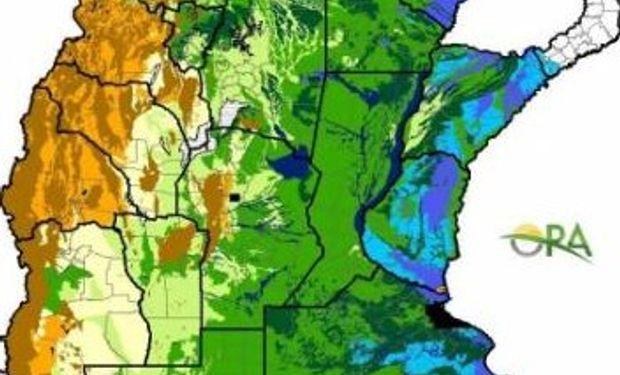 Precipitaciones complicarían las reservas de humedad