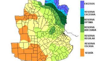 Las lluvias siguen sin compensar las reservas hídricas