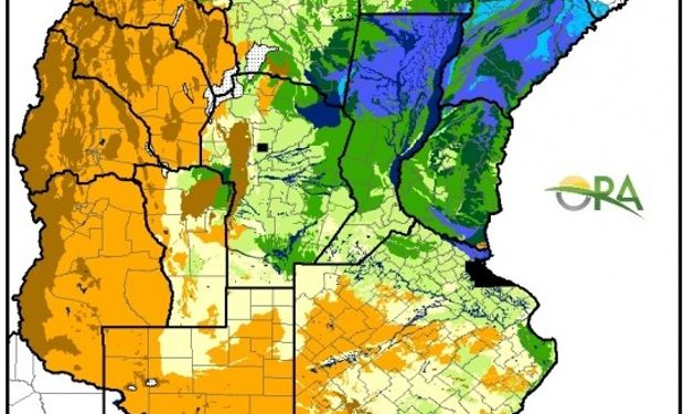 Excesos hídricos golpean al Litoral