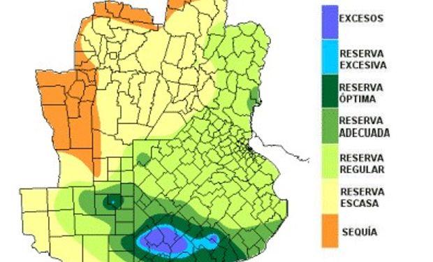 Pocas lluvias y altas temperaturas contra las reservas de humedad