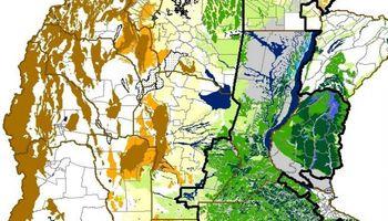 Persisten reservas hídricas excesivas sobre áreas puntuales