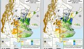 Muchas regiones registrarán apenas un 20% de la lluvia normal