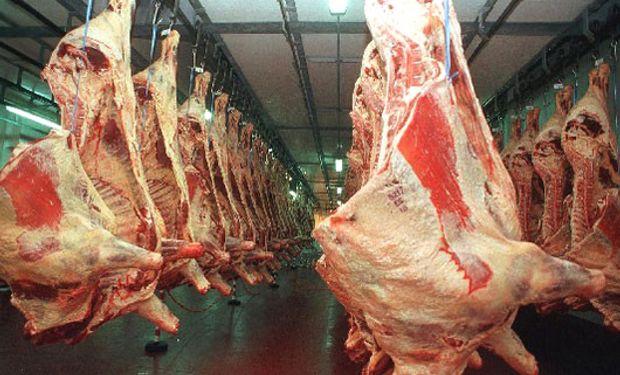En los primeros dos meses del año se exportaron 22.500 toneladas netas de carne. De esas 6.300 toneladas más, China aportó 3.800.